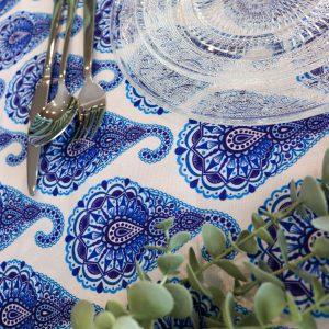 מפת שולחן - טיפה יוונית