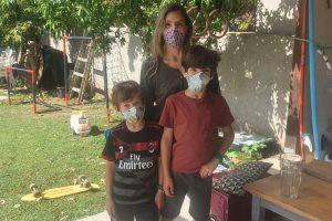מסיכות נגד הקורנה מעוצבות לילדים